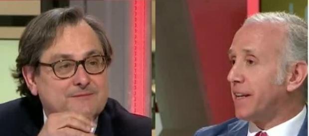 LA SEXTA TV | Eduardo Inda y Francisco Marhuenda chocan en Al Rojo ... - lasexta.com