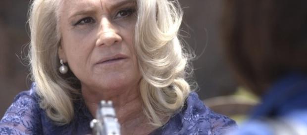 Magnólia matou Beth em ´A Lei do Amor´no capítulo desta terça-feira (10).