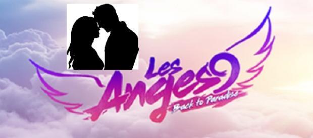 Premier couple dans Les Anges 9
