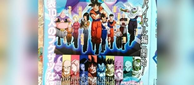 Scan con información exclusiva de la nueva saga de Dragon Ball Super.