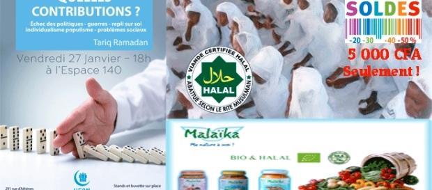 Si la fin du monde est proche, pourquoi donc surpayer des produits halal ?