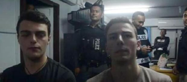 Thailandia, restano per ora in carcere i due italiani arrestati ... - lastampa.it
