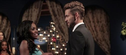 'Bachelor' Nick Viall and Jasmine Goode - ABC Television Network