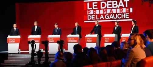 Débat de la primaire à gauche - opinion - CC BY