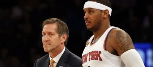 Hornacek on being man in middle of Anthony, Jackson mess: It's New ... - usatoday.com