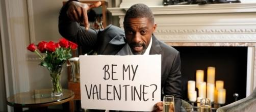 Idris Elba is offering suitors the chance to date him for Valentine's; Credit: Omaze.com