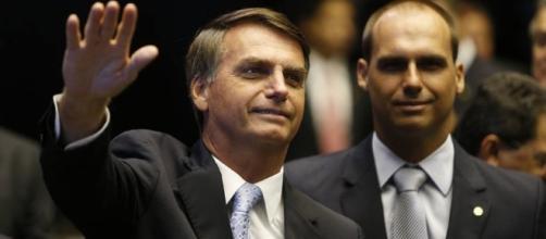Internauta defende Jair Bolsonaro