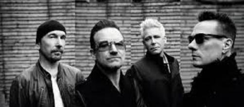Irish rock band U2. Photo Credit: HollywoodReporter.com