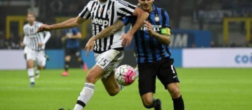 Juventus e Inter rivali anche sul mercato.