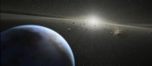 L'asteroide 2017 Ag13 ha sfiorato Terra il 9 gennaio 2017 (foto: Nasa)
