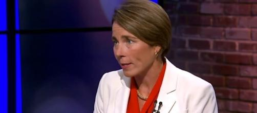 Mass. AG Maura Healey scores a win in state court. WGBH (YouTube-Screencap)