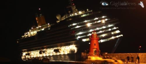 Naufragio Concordia: quinto anniversario - Isola del Giglio