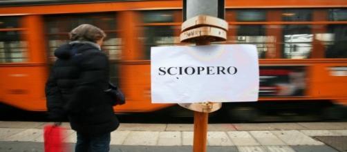 Sciopero trasporti pubblici Lombardia 13 gennaio 2017