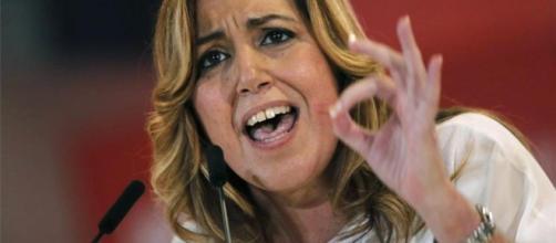 Susana Díaz, política andaluza