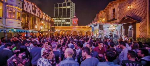 Theatron es el centro de rumba gay más grande de Bogotá