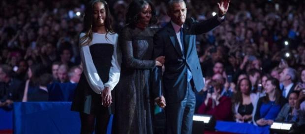 Barack Obama gets emotional in farewell speech, thanks 'best ... - hindustantimes.com