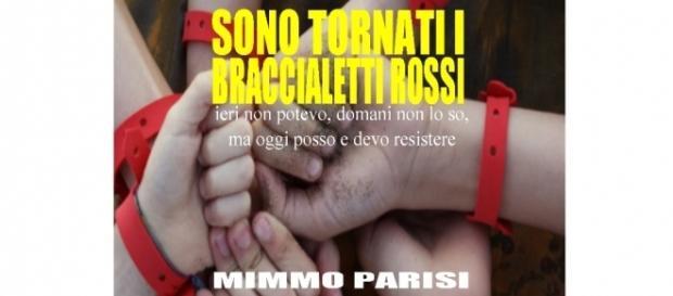 Cover del libro, 'Sono tornati i Braccialetti Rossi'