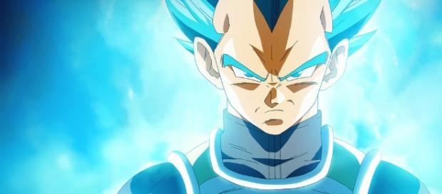 Dragon Ball, Vegeta en una de sus facetas más temidas