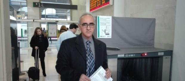 El abogado del padre de Nadia, Alberto Martín, se queda solo con la madre