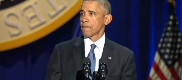 Em despedida, Obama incentiva americanos a participar ativamente ... - globo.com