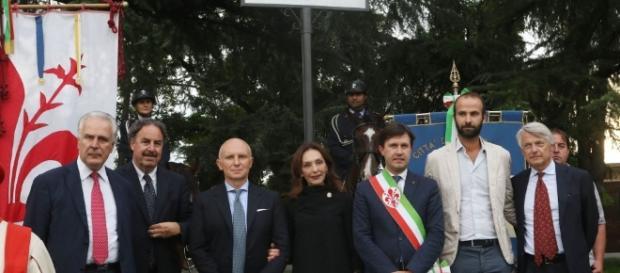 Im Gdenken an Oriana Fallaci wurden anstelle einer Moschee eine Piazza gebaut und nach ihr benannt. (Fotoverantw./URG Suisse: Blasting.News Archiv)