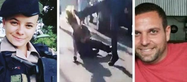 Luiz Felipe Neder foi filmado batendo em mulher.