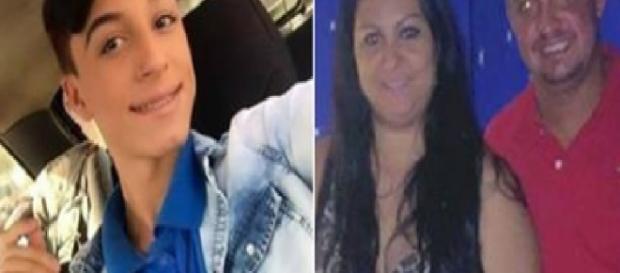Mãe coloca fogo em filho homossexual