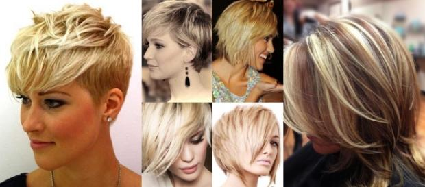 Tagli di capelli per le cinquantenni
