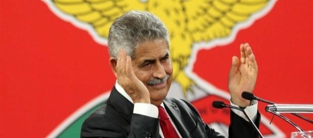 O Benfica apresentou uma dívida enorme