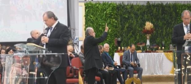 Pastor fala que Deus vai mandar 1000 fiéis que darão R$ 1 mil - Google