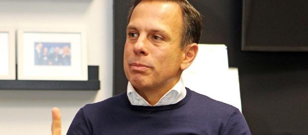 Prefeito de São Paulo João Dória foi chamado de 'Jony Dólar' por servidora