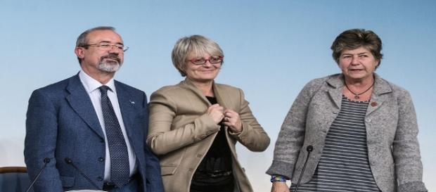 Riforma pensioni: i leader di Cgil Cisl e Uil al lavoro - foto forexinfo.it