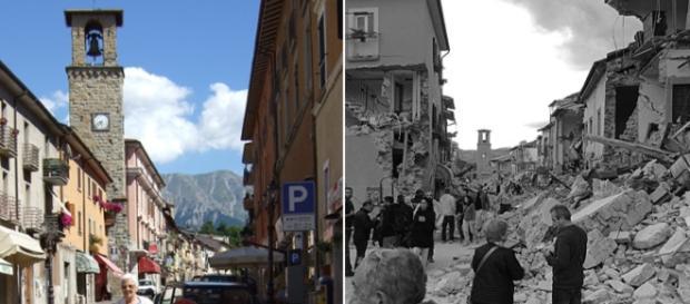 Terremoto di Amatrice, 24 Agosto 2016