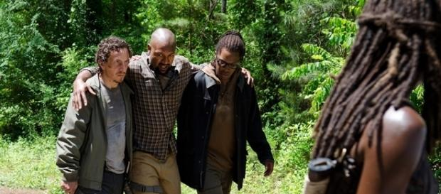 The Walking Dead: une disparition non résolue