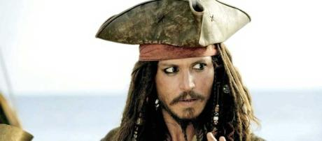 Johnny Depp, l'inoubliable Jack Sparrow