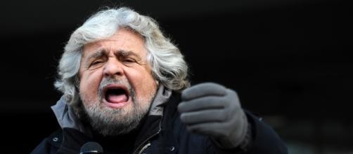 Beppe Grillo, garante del Movimento 5 Stelle