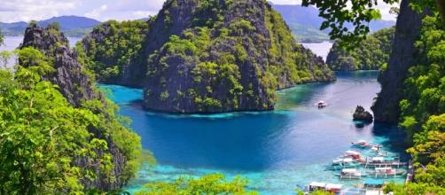 Coron Island, planned site of Nickelodeon-themed park / Photo from 'The Collective Intelligence' - thecollectiveint.com