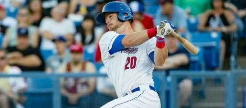 Danny Grauer has re-signed with the Ottawa Champions for the 2017 season. Ottawa Champions photo