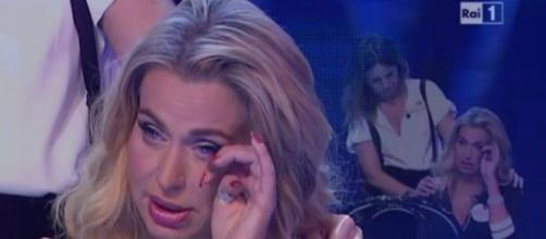 """Gf Vip, Valeria Marini in lacrime: """"Ho perso mio padre e non sono ... - today.it"""