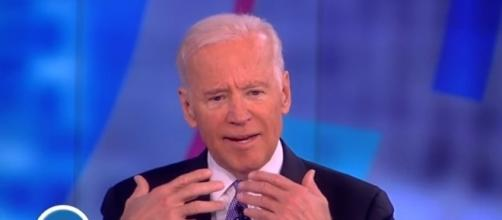 Joe Biden on Donald Trump, via YouTube