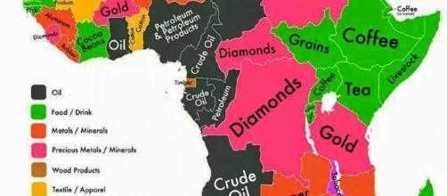 L'Africa: un Paese martoriato dalla guerra
