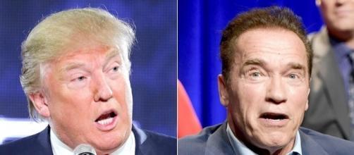 Schwarzenegger Responds to Trump's Ratings Diss - Us Weekly - usmagazine.com
