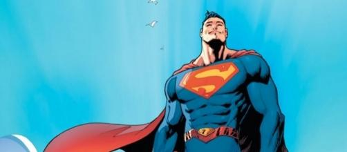 Superman's new suit has been revealed - io9.com
