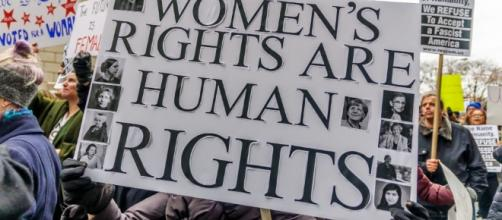 Women's march on Washington: le donne contro Trump