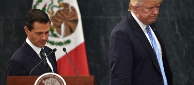 El Presidente Enrique Peña Nieto dice que no pagaremos el muro.