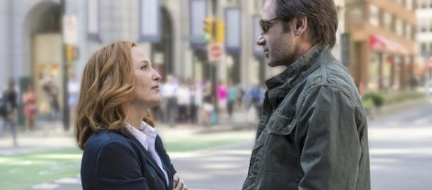 Foto: una scena tratta da X-Files 10