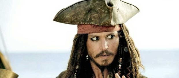 Johnny Depp, l'inoubliable Jack Sparrow