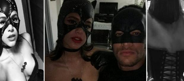 Neymar comenta foto de Marquezine em Instagram e público delira