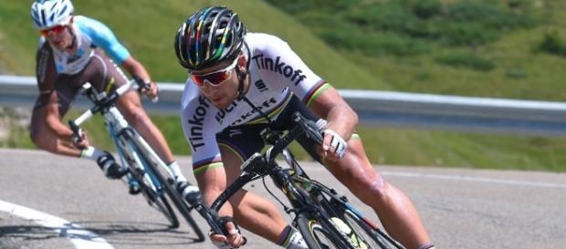 Peter Sagan est la tête d'affiche du Tour Down Under 2017.