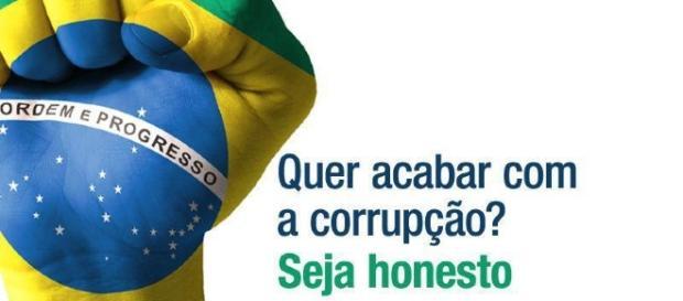 Quer acabar com a corrupção? Mude